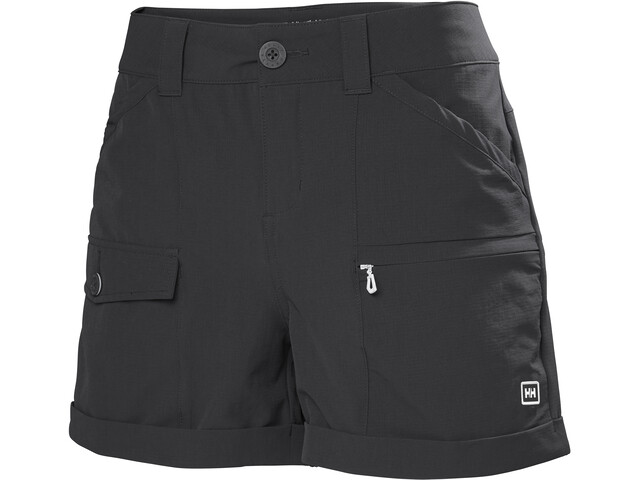 Helly Hansen Maridalen Shorts Women, ebony